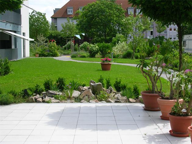 Gartenbau, Landschaftsbau, Hausgarten, Trockenmauern, Sichtschutz,  Steingarten, Pflanzungen, Garten